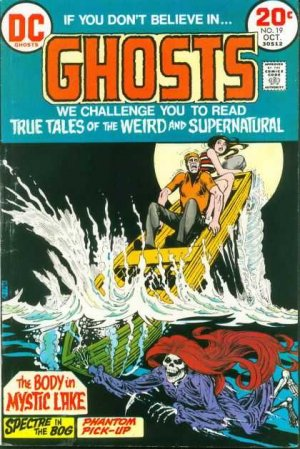 Ghosts # 19 Issues V1 (1971 - 1982)