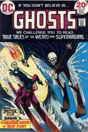 Ghosts # 20 Issues V1 (1971 - 1982)