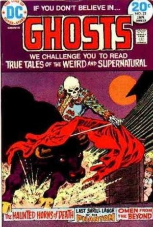 Ghosts # 22 Issues V1 (1971 - 1982)