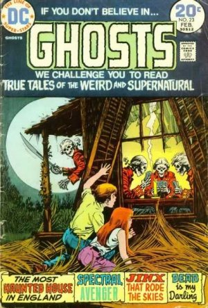Ghosts # 23 Issues V1 (1971 - 1982)