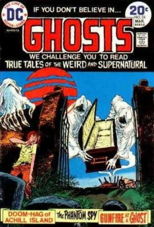 Ghosts # 24 Issues V1 (1971 - 1982)