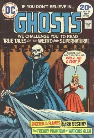 Ghosts # 26 Issues V1 (1971 - 1982)