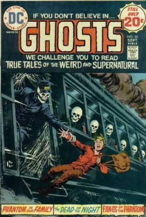 Ghosts # 30 Issues V1 (1971 - 1982)