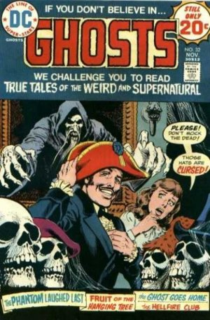 Ghosts # 32 Issues V1 (1971 - 1982)