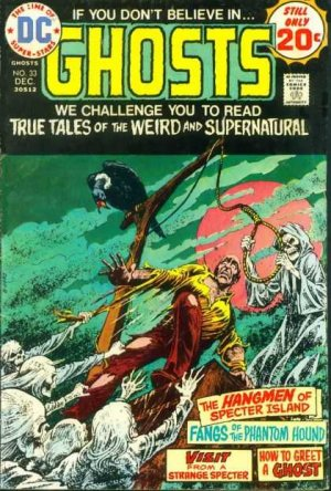 Ghosts # 33 Issues V1 (1971 - 1982)
