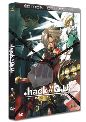 .Hack//G.U. Trilogy édition COLLECTOR