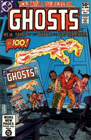 Ghosts # 100 Issues V1 (1971 - 1982)