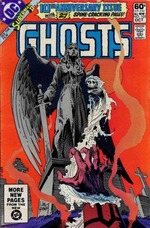 Ghosts # 105 Issues V1 (1971 - 1982)