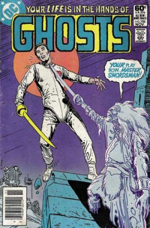 Ghosts # 106 Issues V1 (1971 - 1982)