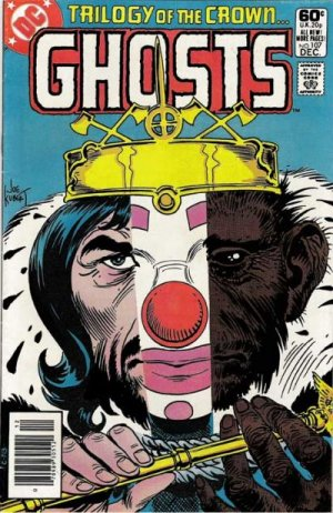 Ghosts # 107 Issues V1 (1971 - 1982)