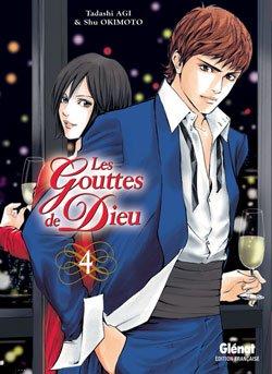 couverture, jaquette Les Gouttes de Dieu 4  (Glénat Manga)