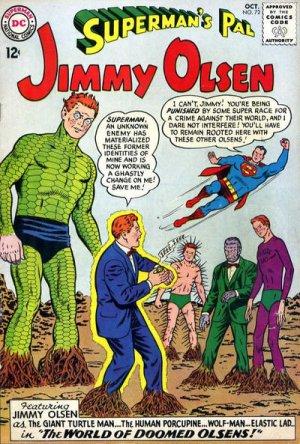 Superman's Pal Jimmy Olsen # 72 Issues V1 (1954 - 1974)