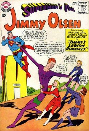 Superman's Pal Jimmy Olsen # 76 Issues V1 (1954 - 1974)