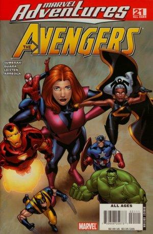 Marvel Adventures The Avengers # 21 Issues V1 (2006 - 2009)