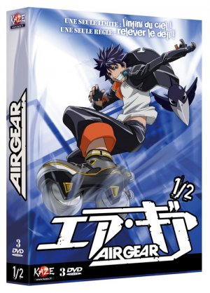 Air Gear édition BOX