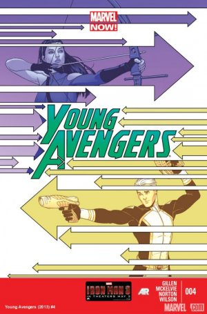 Young Avengers # 4 Issues V2 (2013 - 2014)