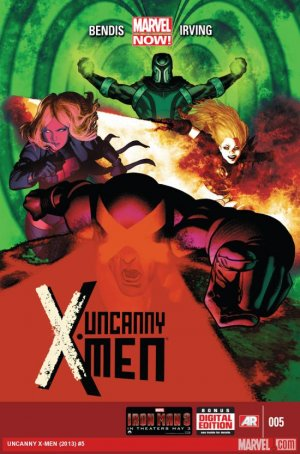 Uncanny X-Men # 5 Issues V3 (2013 - 2015)