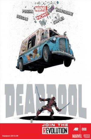 Deadpool # 8 Issues V4 (2012 - 2015)