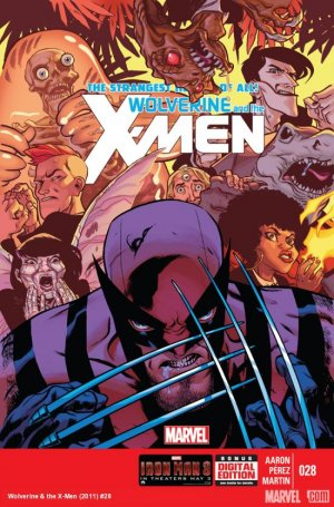 Wolverine And The X-Men # 28 Issues V1 (2011 - 2014)