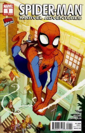 Marvel Adventures Spider-Man édition Issues V2 (2010 - 2012)