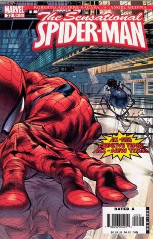 The Sensational Spider-Man édition Issues V2 (2006 - 2007)