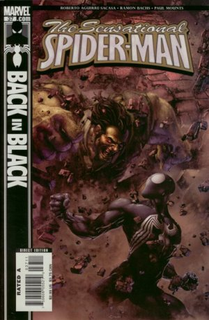 The Sensational Spider-Man # 37 Issues V2 (2006 - 2007)