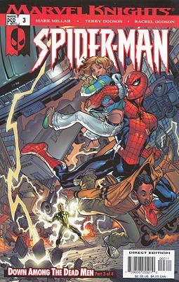 Marvel Knights - Spider-Man # 3 Issues V1 (2004 - 2006)