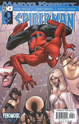 Marvel Knights - Spider-Man # 6 Issues V1 (2004 - 2006)