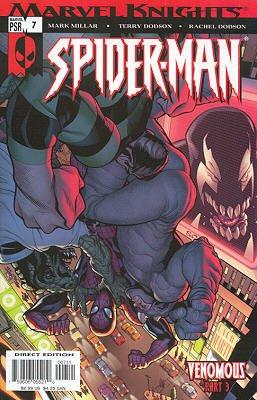 Marvel Knights - Spider-Man # 7 Issues V1 (2004 - 2006)