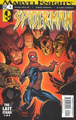 Marvel Knights - Spider-Man # 9 Issues V1 (2004 - 2006)