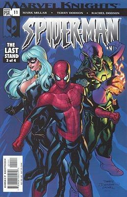 Marvel Knights - Spider-Man # 11 Issues V1 (2004 - 2006)