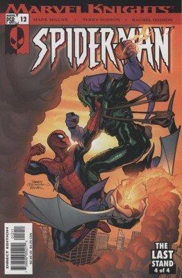 Marvel Knights - Spider-Man # 12 Issues V1 (2004 - 2006)