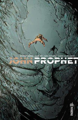 John Prophet édition TPB hardcover (cartonnée)