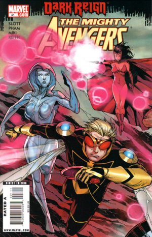 Mighty Avengers # 21 Issues V1 (2007 - 2010)