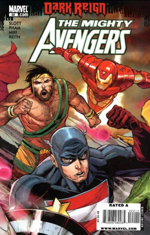Mighty Avengers # 22 Issues V1 (2007 - 2010)