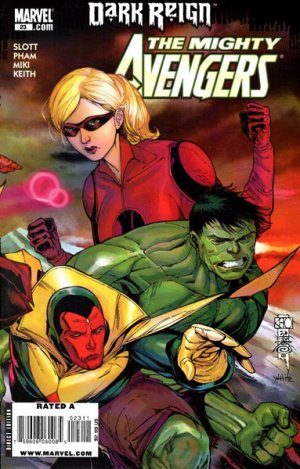 Mighty Avengers # 23 Issues V1 (2007 - 2010)