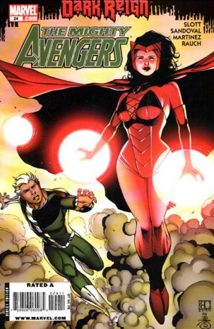 Mighty Avengers # 24 Issues V1 (2007 - 2010)
