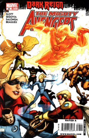 Mighty Avengers # 25 Issues V1 (2007 - 2010)
