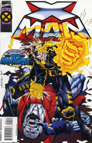 X-Man # 4 Issues (1995 - 2001)