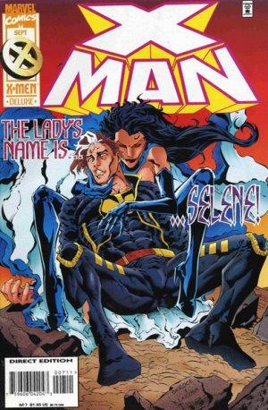 X-Man # 7