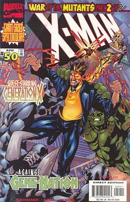 X-Man # 50
