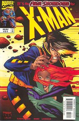 X-Man # 51