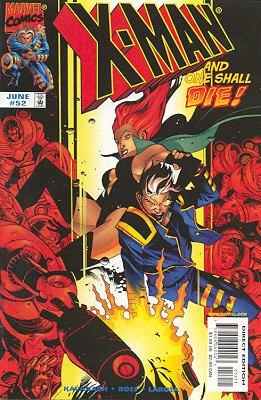X-Man # 52