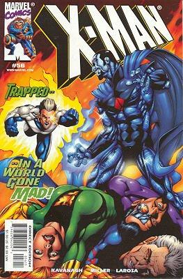 X-Man # 56