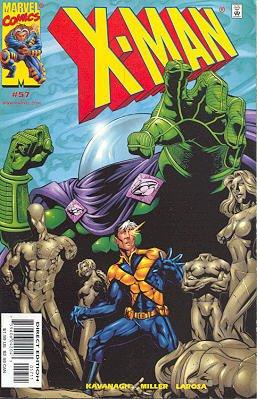 X-Man # 57