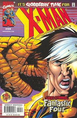 X-Man 59 - The Ties That Bond