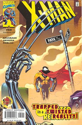 X-Man # 60