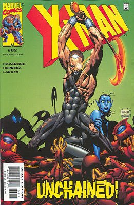X-Man 62 - The Dark Side of the Sun