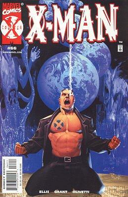 X-Man # 66
