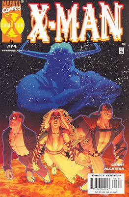 X-Man # 74